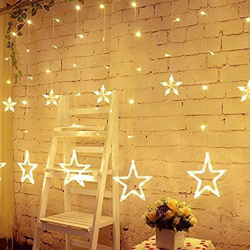 Add star led light