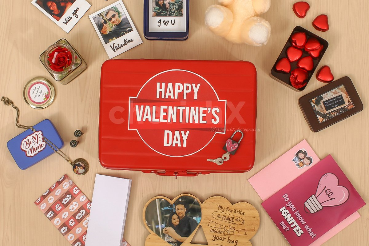 Valentine's 7 Day Hamper