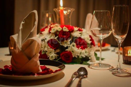 Cherishx candlelight dinner at Manor
