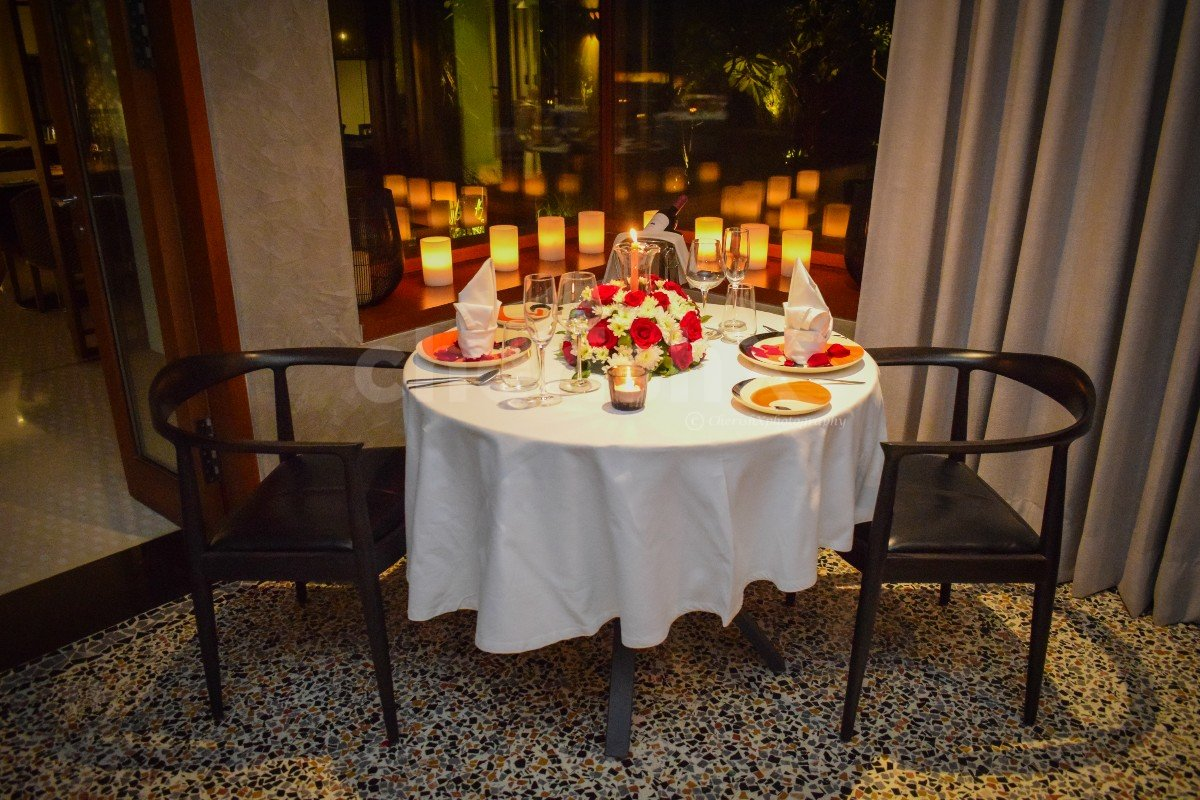 Special dining experience by Cherishx at the Manor