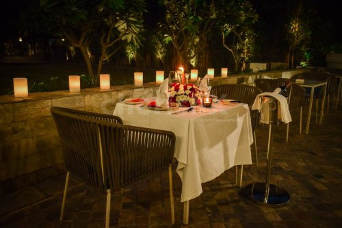 Open-air Romantic Culinary Experience
