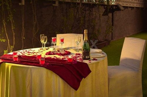 Caspia Candlelight Dinner