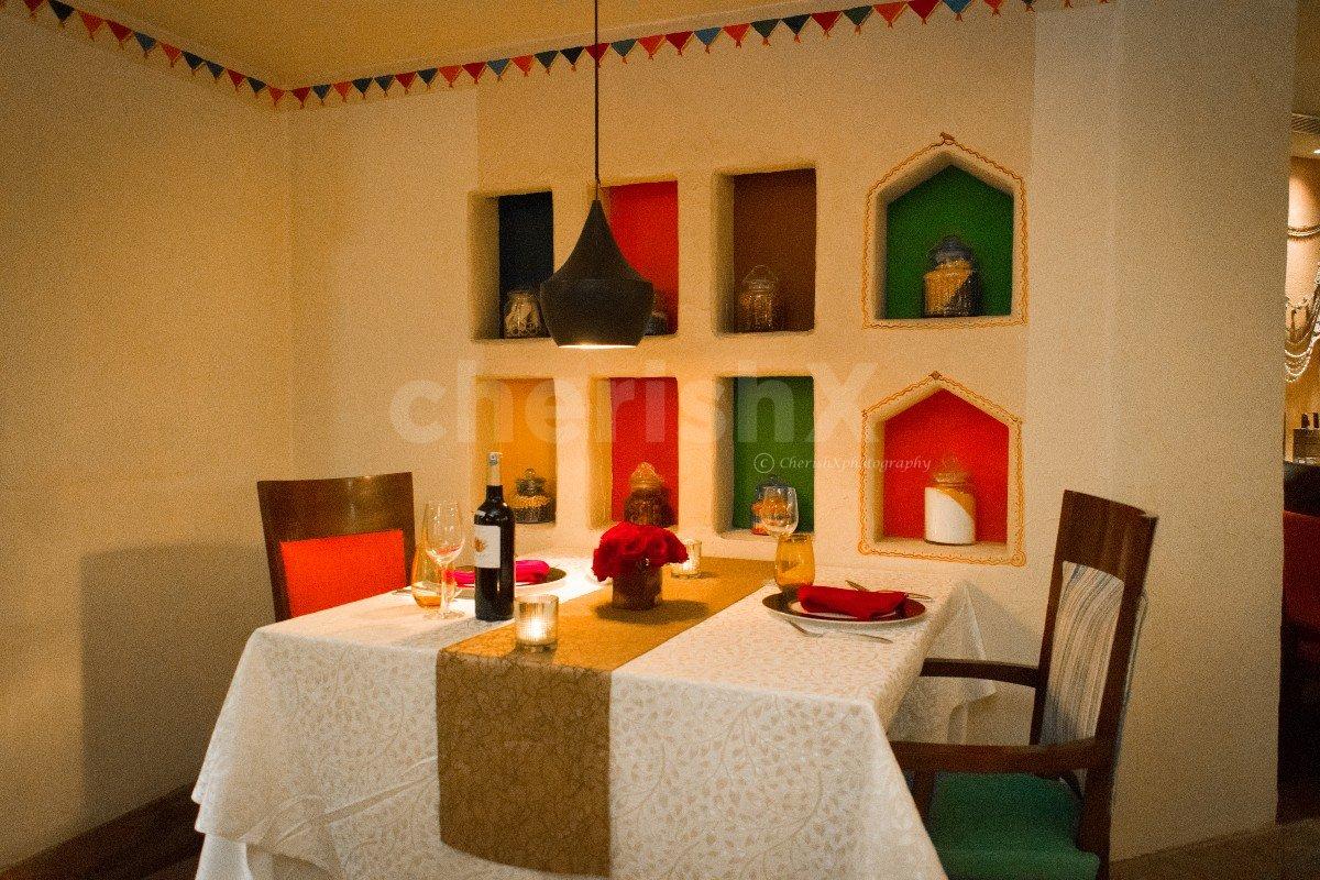 Taj Vivanta Valentine's Dinner at Paranda