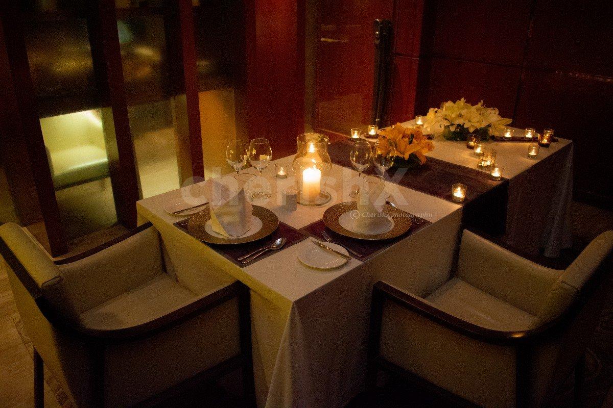 Private Dining at Kiyan- The Roseate