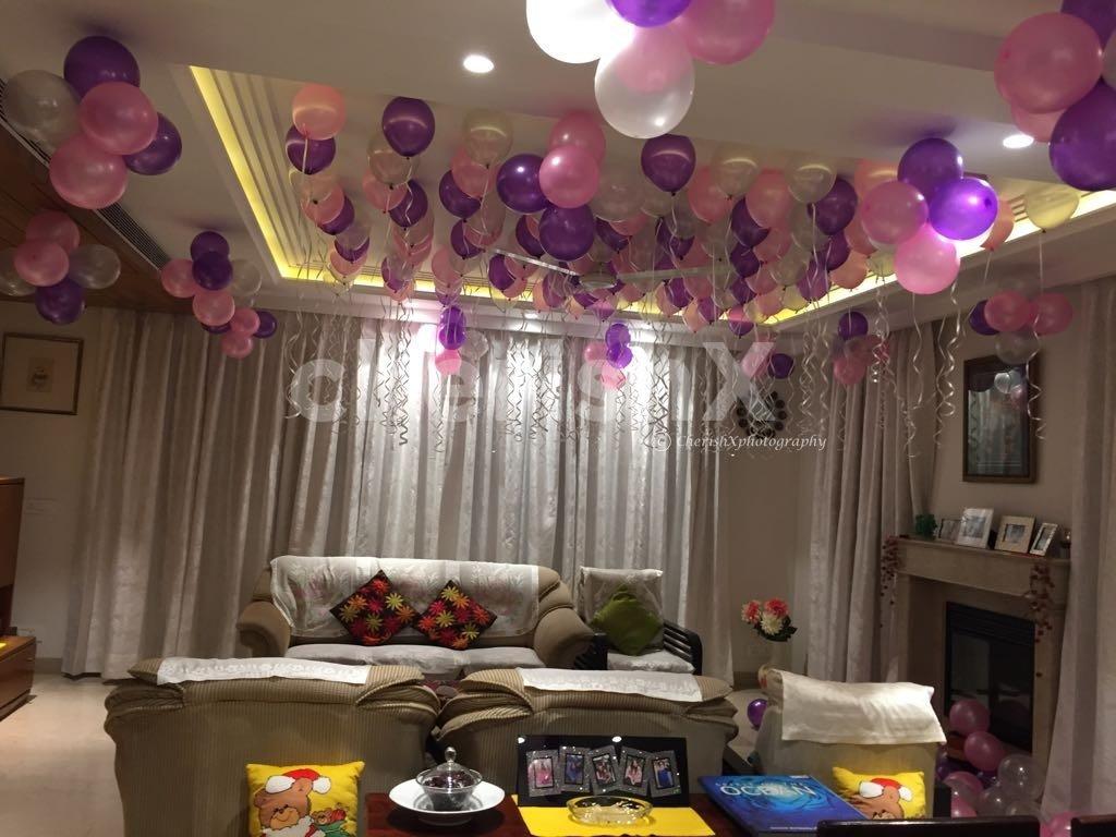 Stunning Balloon Decoration