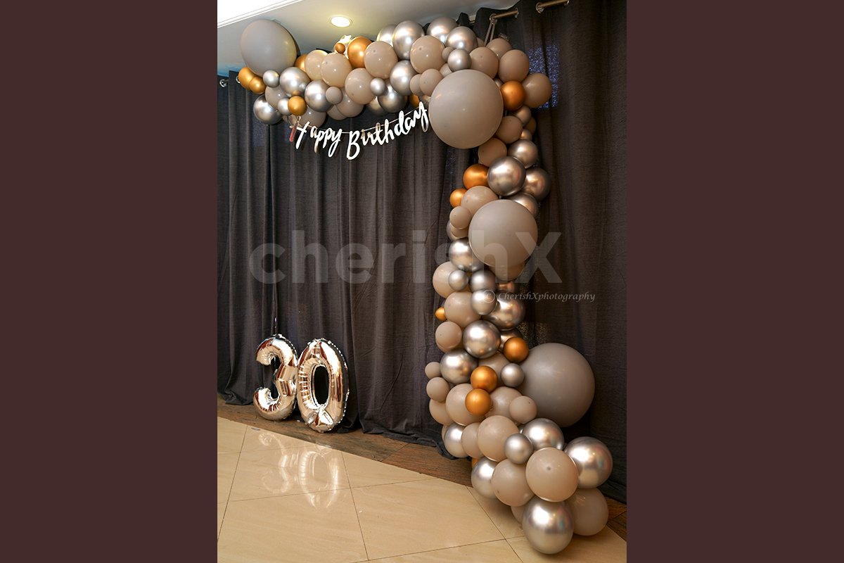 Surprise your Wife with this Birthday Decoration