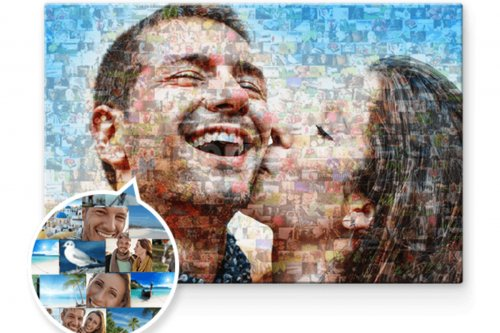 Mosaic Picture Combo