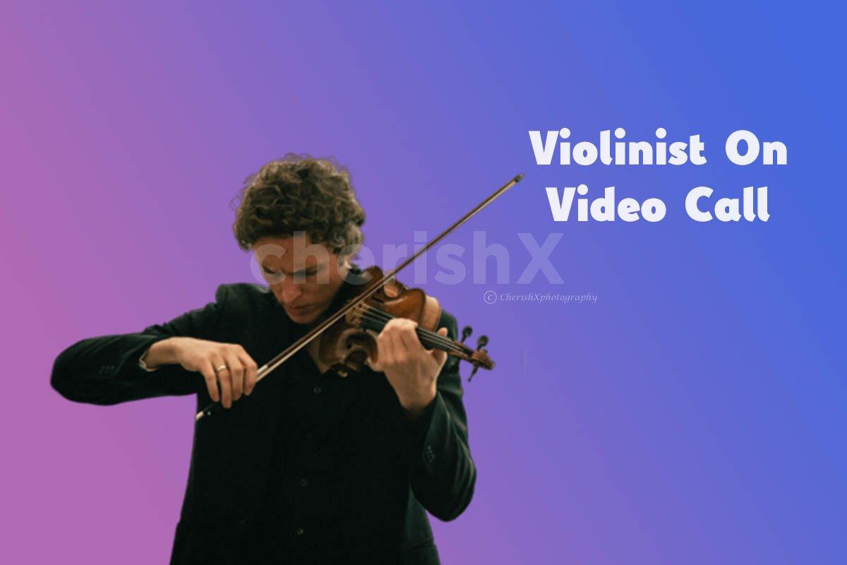 Personalised Violinist Surprise