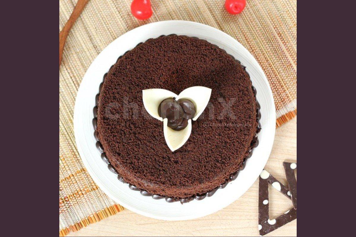 Chocolate mud cake by cherishx