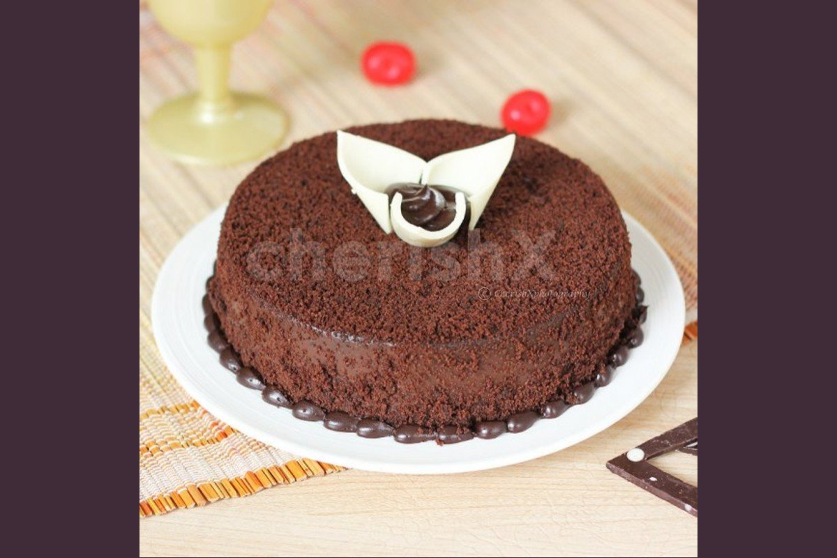 Home delivery of chocolate mud cake by cherishx
