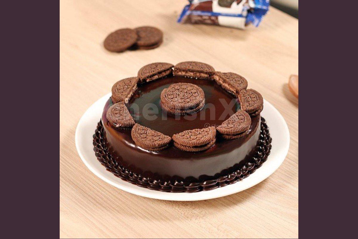 Oreo cake by cherishx