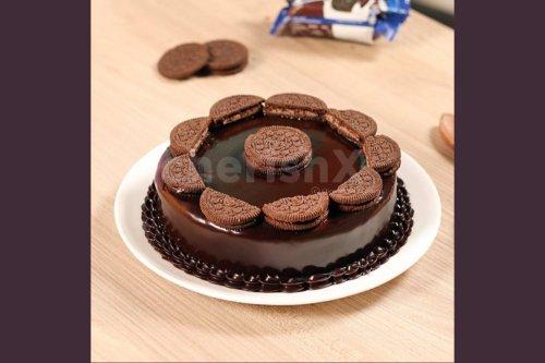 Oreo Cake (Half Kg)