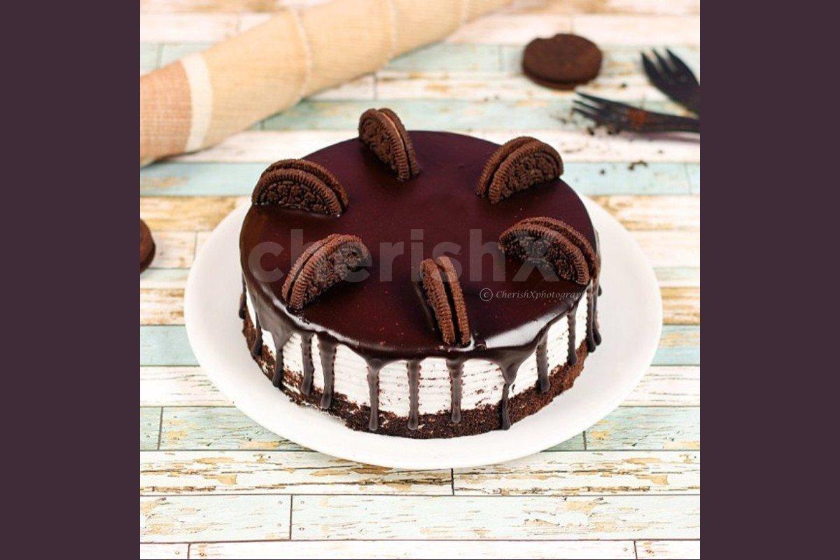oreo cake for your birthday celebrations