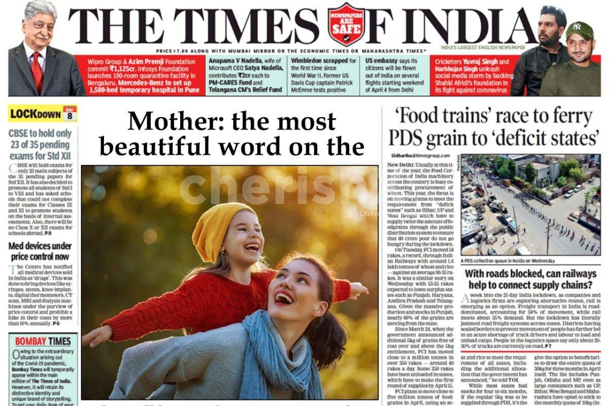 Personalized e-newspaper