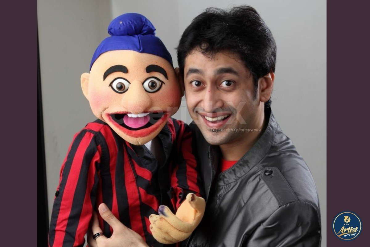 A comical wish from Chhotu Singh