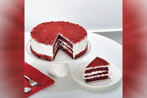 500 gms red velvet cake by cherishx