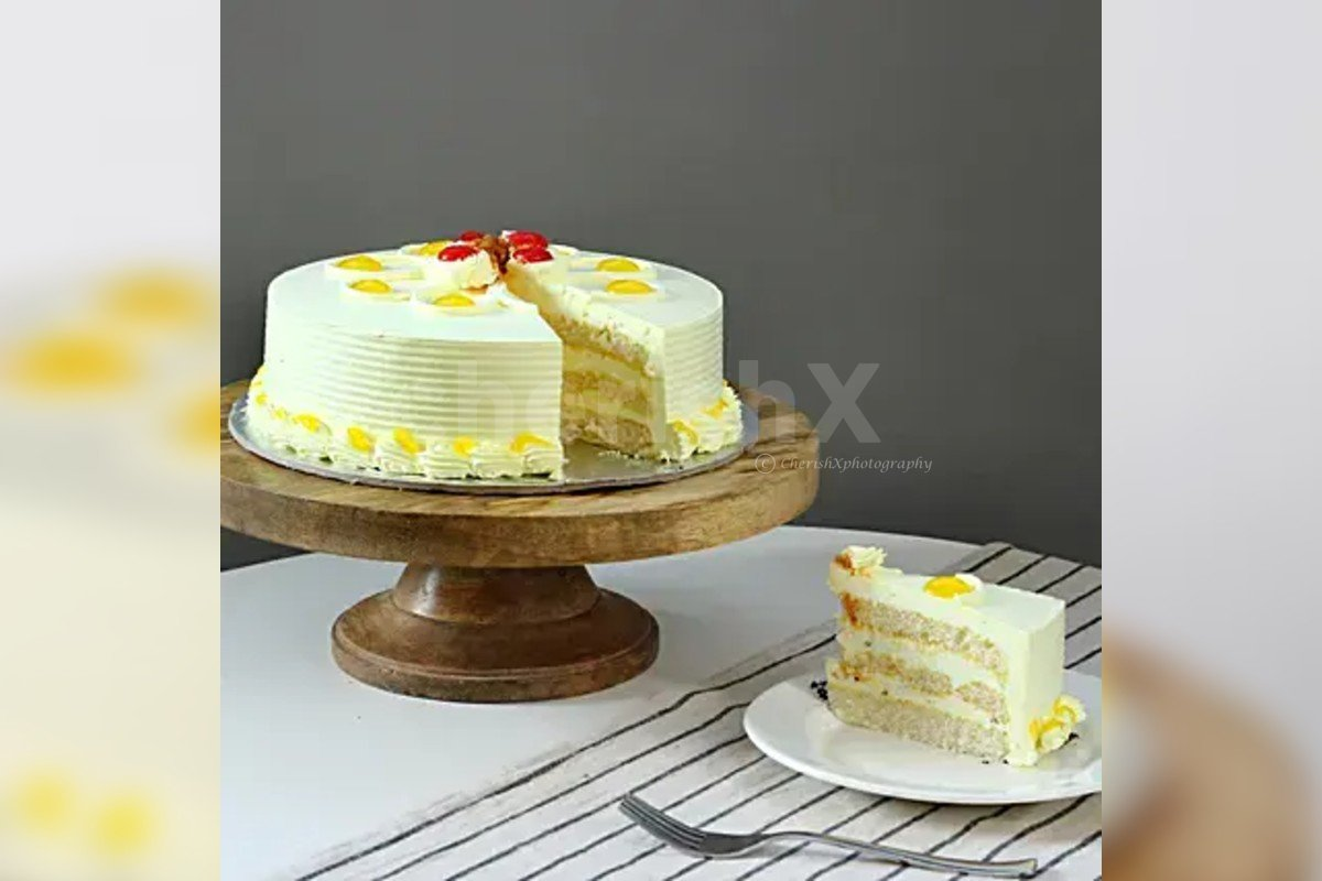 Fresh butterscotch cake by cherishx delivered at yur home