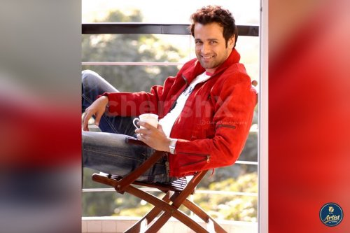 A personalised wish by Rohit Roy