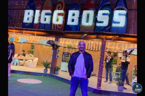 A surprise wish from Narrator's Voice of Bigg Boss