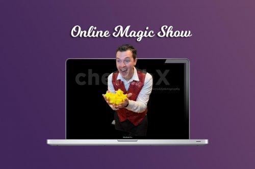digital magic show
