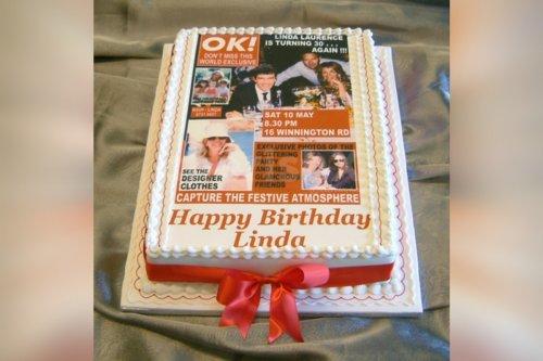 Personalized Photo Cake (1 Kg)