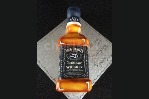 Jack Daniels Designer Cake