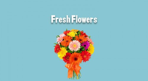 Fresh Flowers Delivery