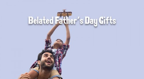 Belated Father's Day Special