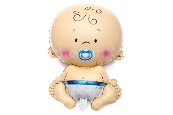 Baby shape foil balloon