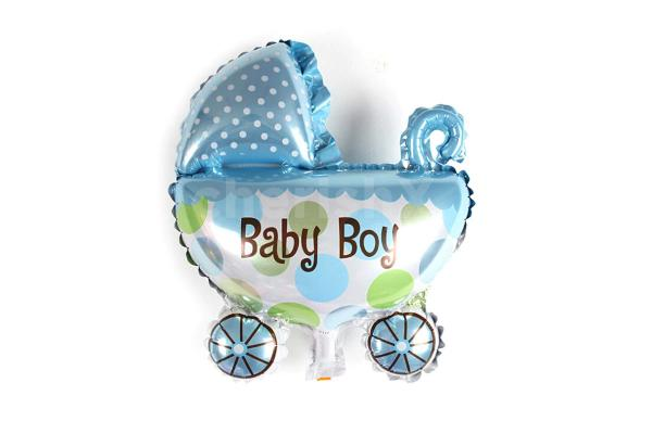 Baby Pram foil balloon