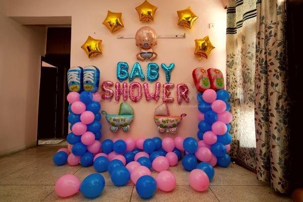 Baby shower elegant decoration by cherishx