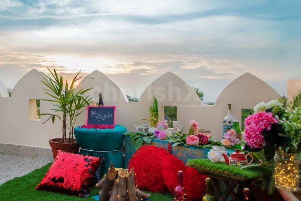 Private open air romantic cabana dinner by cherishx