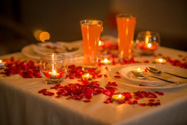 Have an amazing time with your loved one.