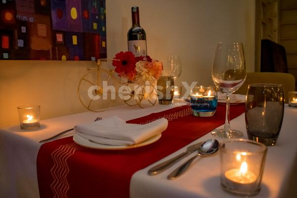 Candlelight dinner with stay at Radisson udyog vihar