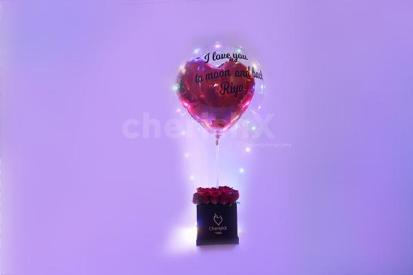 Make your loved ones day beautiful with this different and elegant gift.