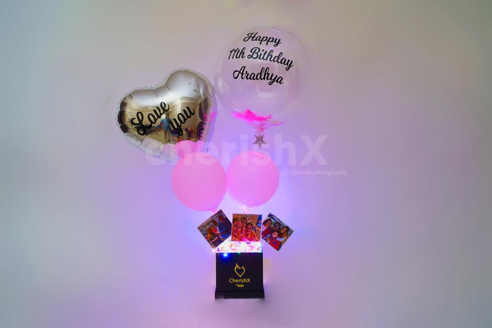 Book this pretty feather love bubble exclusively with cherishx