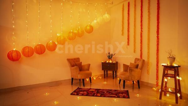 DIY Diwali Lantern theme decor kit