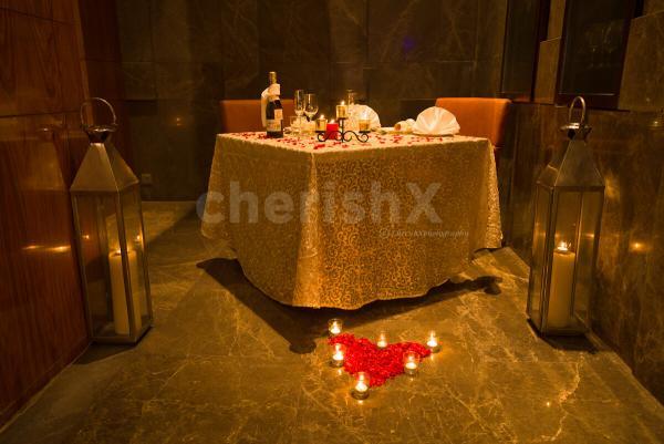 Cherishx exclusive dinner at Taj city centre
