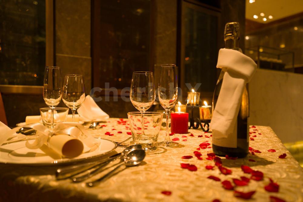 Indoor special dining by Taj