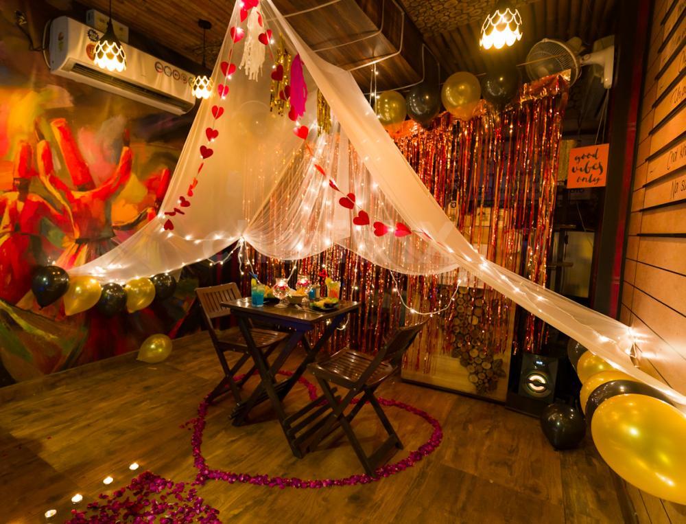Unique experience for a unique couple. Book this beautiful set up at CherishX.com