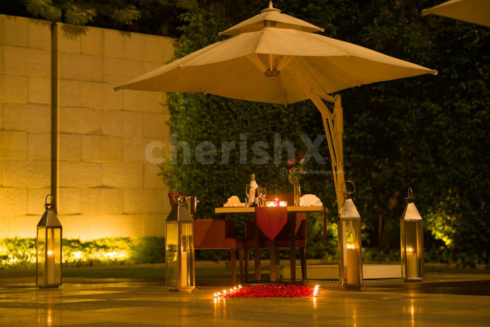 Special dining experience at Taj by CherishX