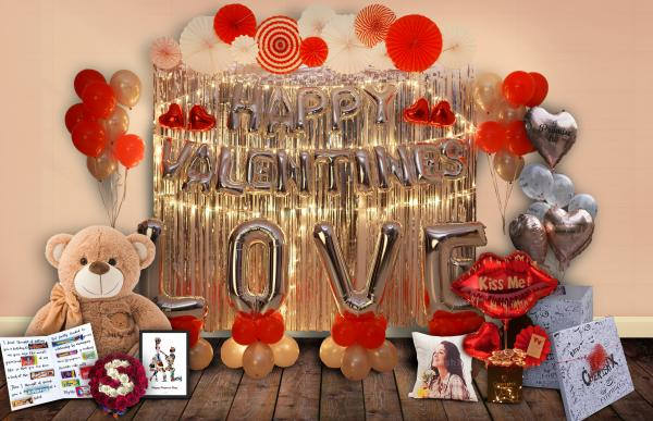 1. Celebrate 7 days of love with this beautiful Valentine's Week Celebration Combo!