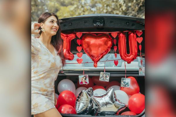 Car Boot Love Surprise