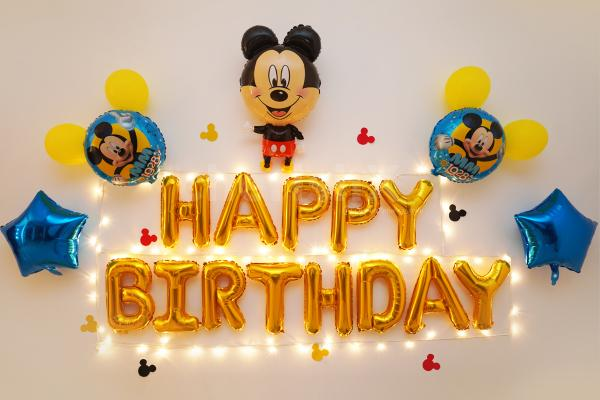 Book CherishX's Unicorn Birthday Theme Decor and throw an amazing birthday bash for your child!
