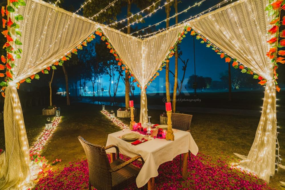 Personalized dinner for your special celebrations