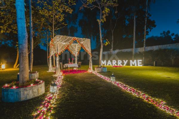Proposal setups in delhi ncr