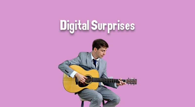 Digital Gifts & Surprises