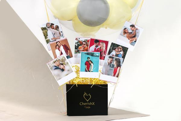 Birthdays or anniversary? Gift this lovely bucket to make their day!