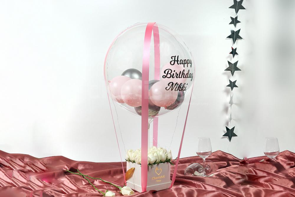 . Make the birthday boy/girl feel special with this beautiful bucket!