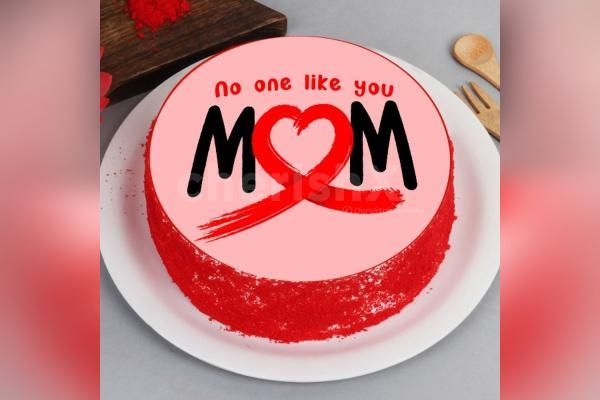 """""""No One Like You Mom"""" Cake"""